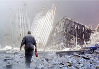 Thoughts on that fateful September 11th from a man who wasn't there